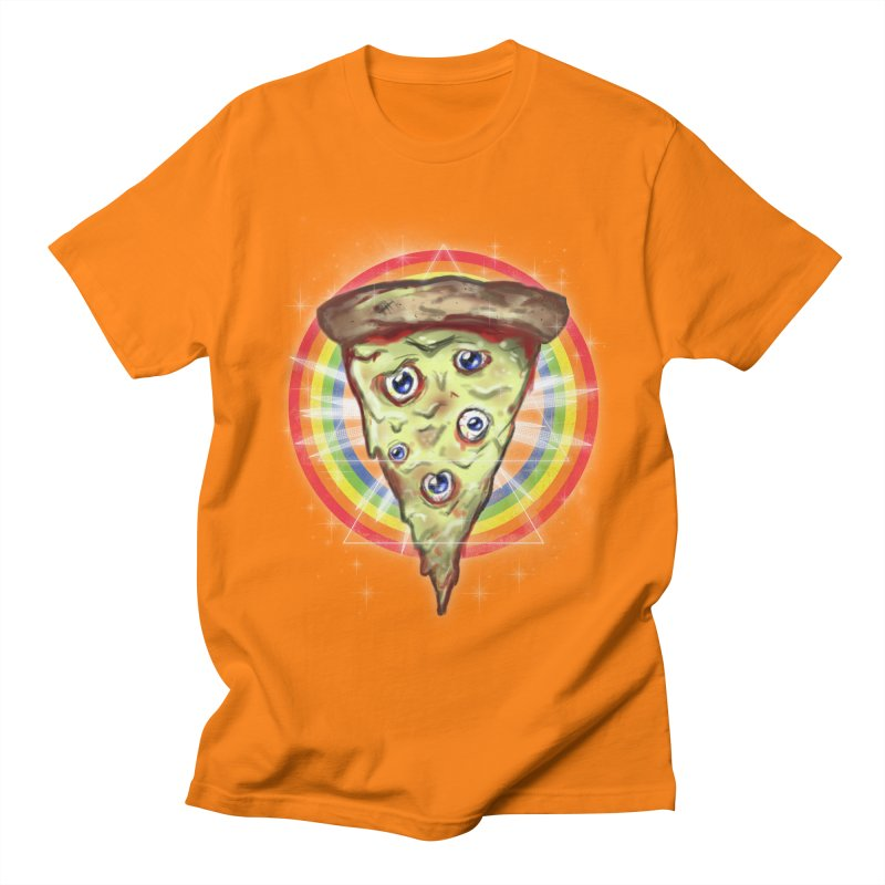 Psychedelic Slice  Men's T-Shirt by Jonah Makes Art
