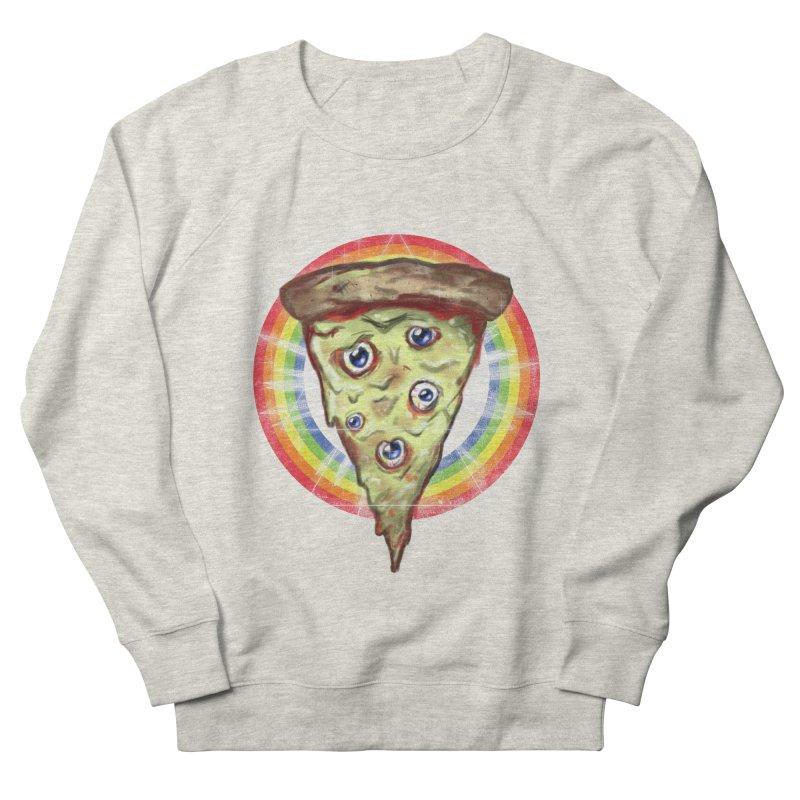 Psychedelic Slice  Men's Sweatshirt by Jonah Makes Art