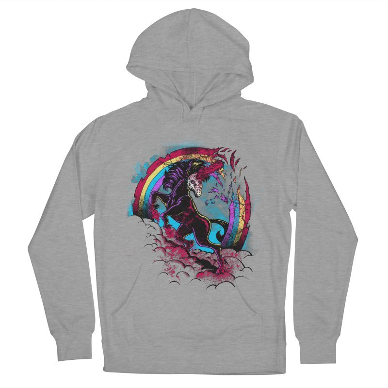 Murdercorn Women's Pullover Hoody by Jonah Makes Art