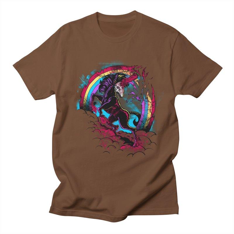 Murdercorn Men's T-shirt by Jonah Makes Art