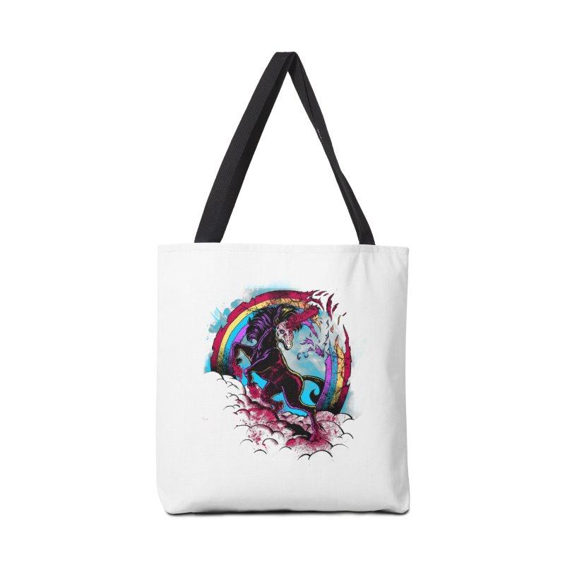 Murdercorn Accessories Bag by Jonah Makes Art