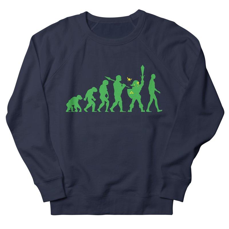Missing Link Women's Sweatshirt by Jonah Makes Art
