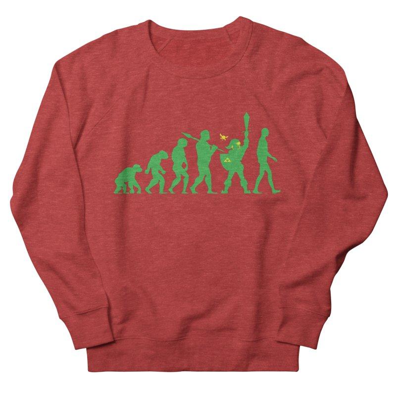 Missing Link Men's Sweatshirt by Jonah Makes Art