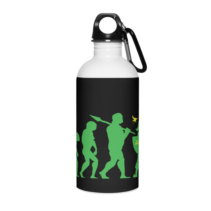 Missing Link Accessories Water Bottle by Jonah Makes Art