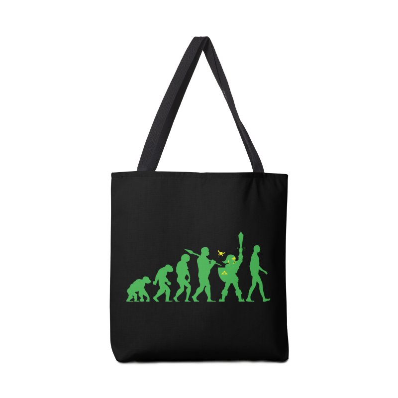 Missing Link Accessories Bag by Jonah Makes Art