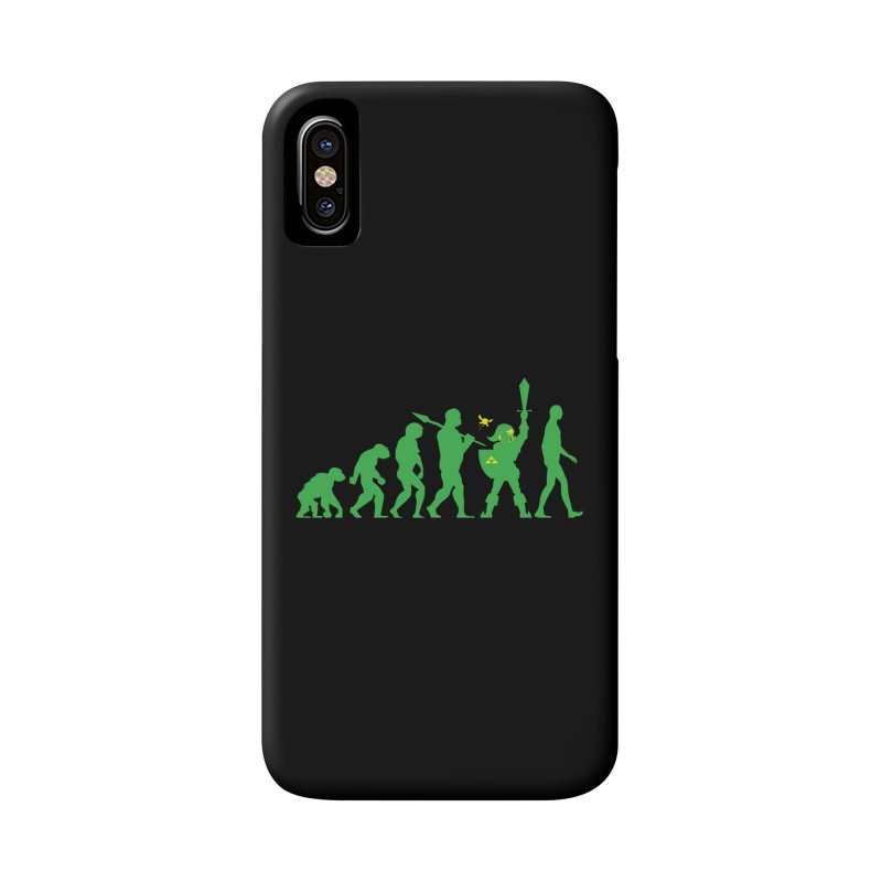 Missing Link Accessories Phone Case by Jonah Makes Art