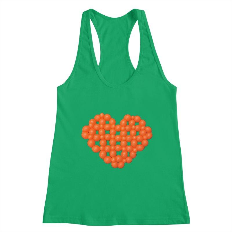 Heart Women's Tank by Jonah's Twisters Apparel Shop