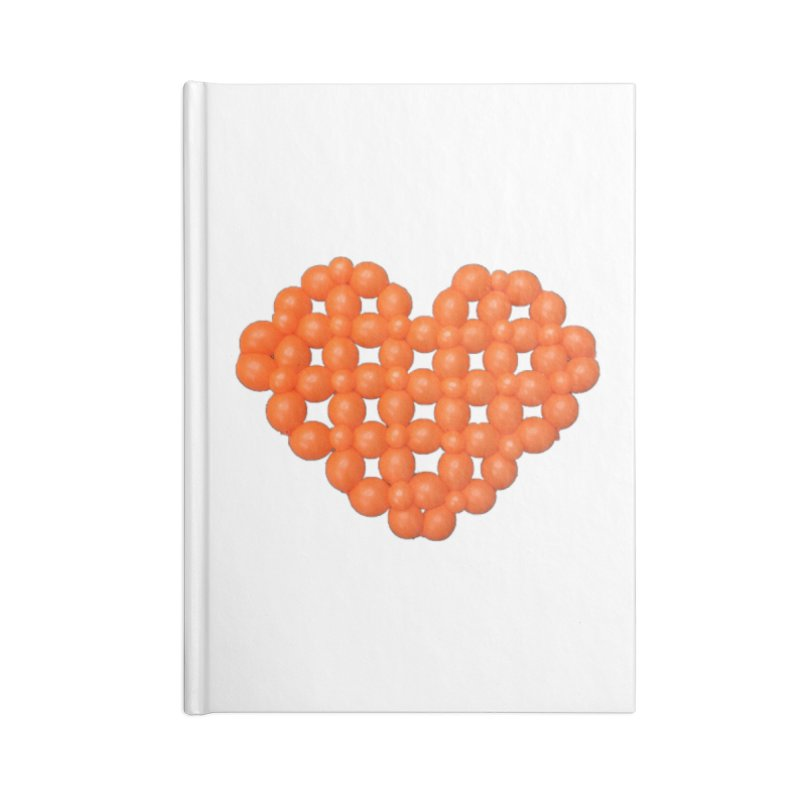 Heart Accessories Notebook by Jonah's Twisters Apparel Shop