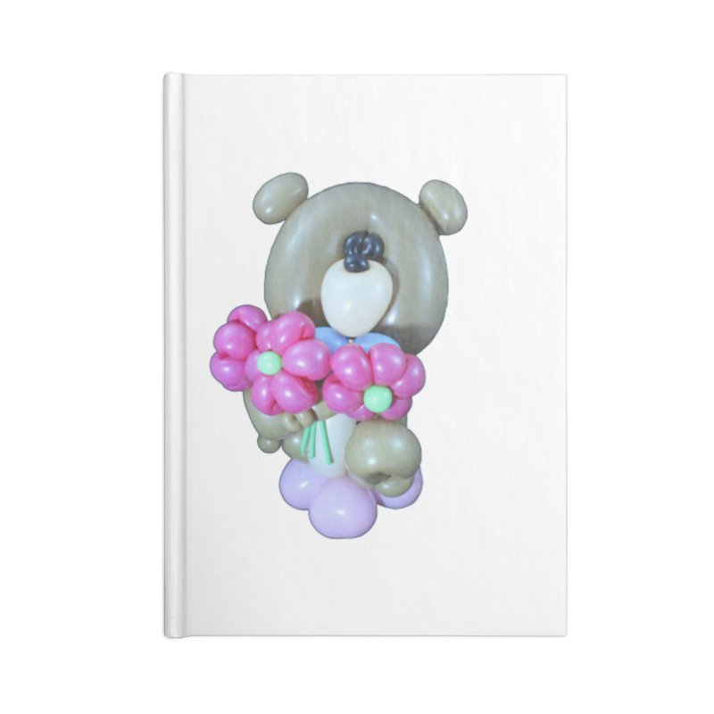 Bear Accessories Notebook by Jonah's Twisters Apparel Shop