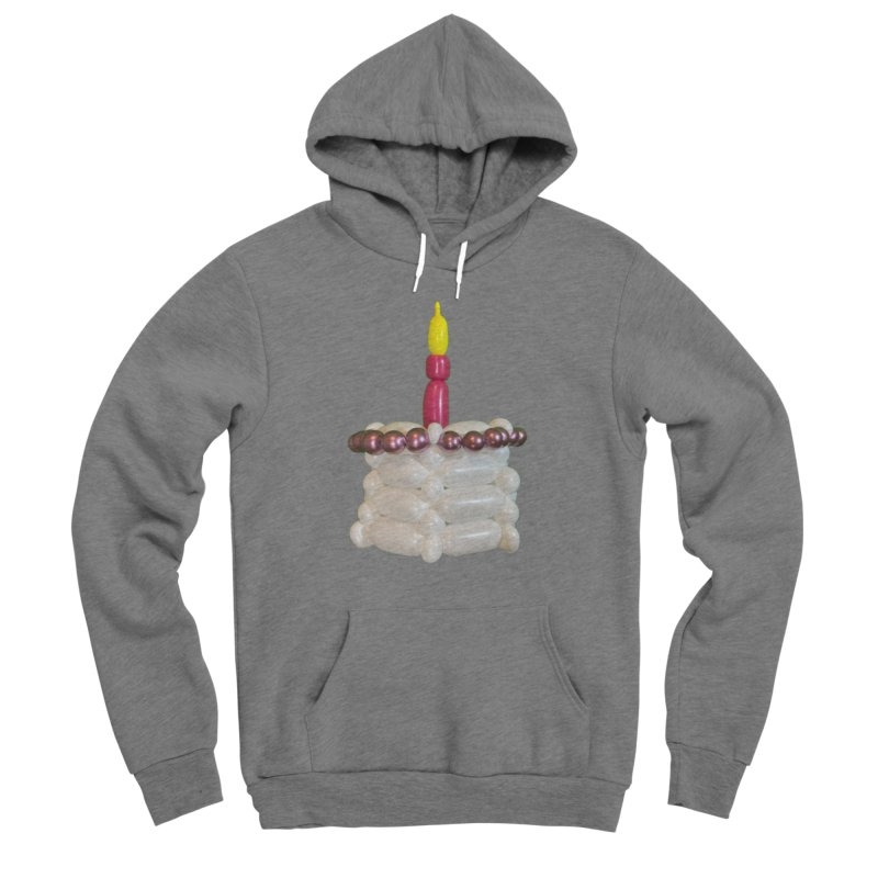 Pink Cake Women's Pullover Hoody by Jonah's Twisters Apparel Shop