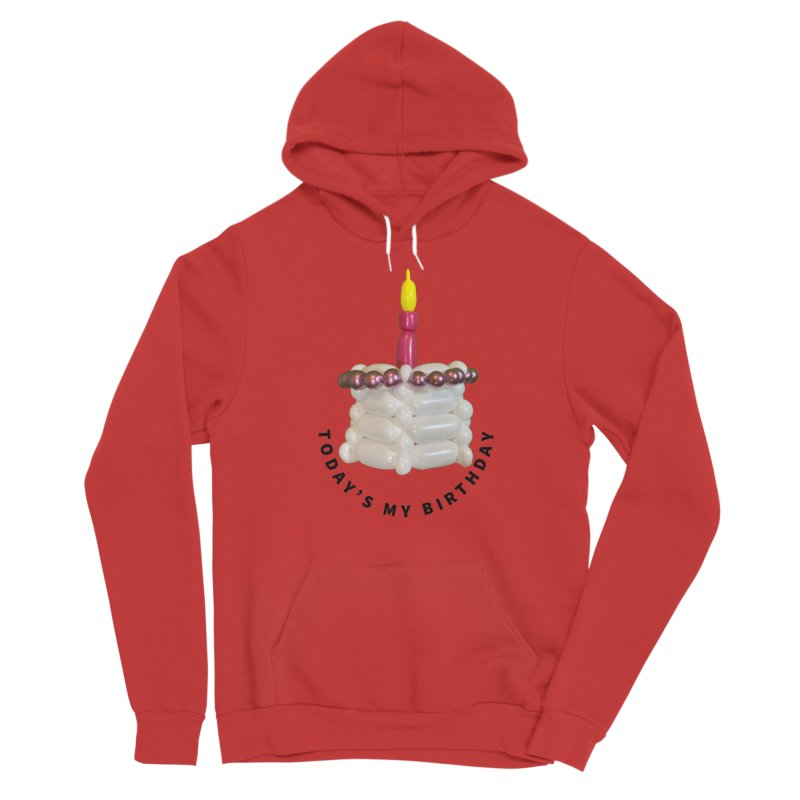 It's my birthday with a pink cake Women's Pullover Hoody by Jonah's Twisters Apparel Shop