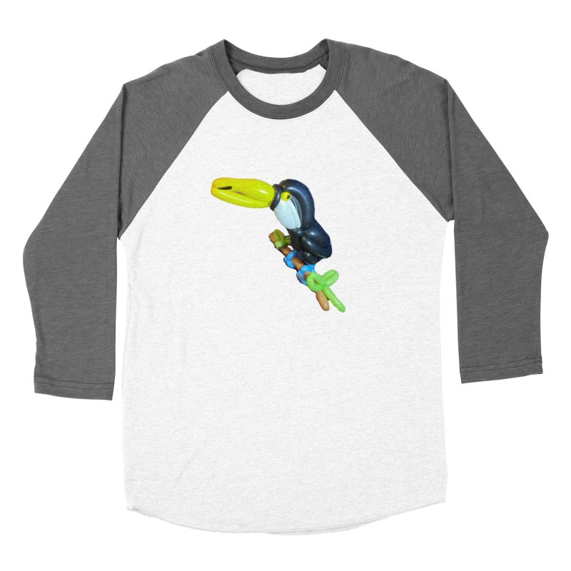 Tucan Women's Longsleeve T-Shirt by Jonah's Twisters Apparel Shop