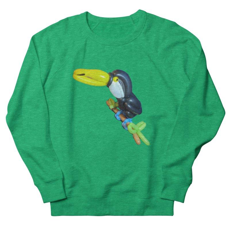Tucan Women's Sweatshirt by Jonah's Twisters Apparel Shop