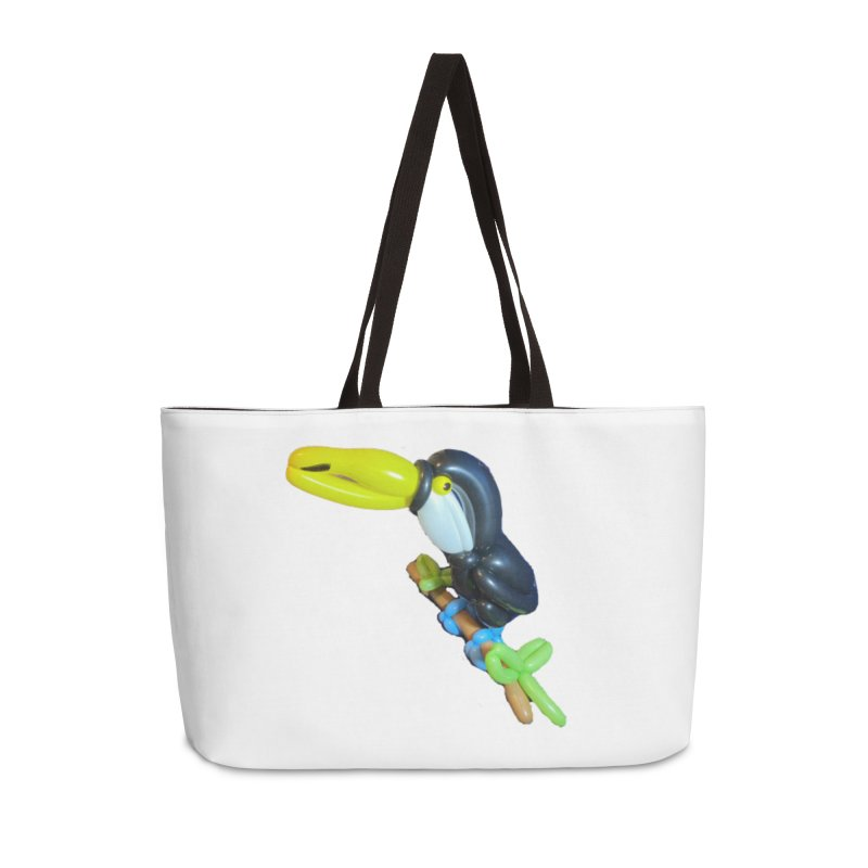 Tucan Accessories Bag by Jonah's Twisters Apparel Shop