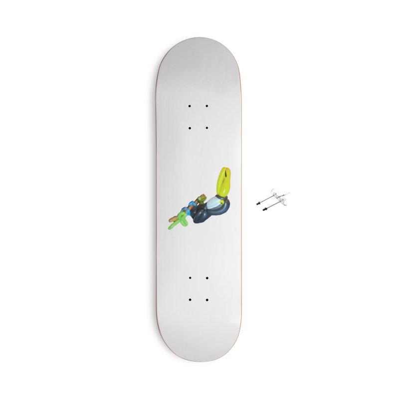 Tucan Accessories Skateboard by Jonah's Twisters Apparel Shop
