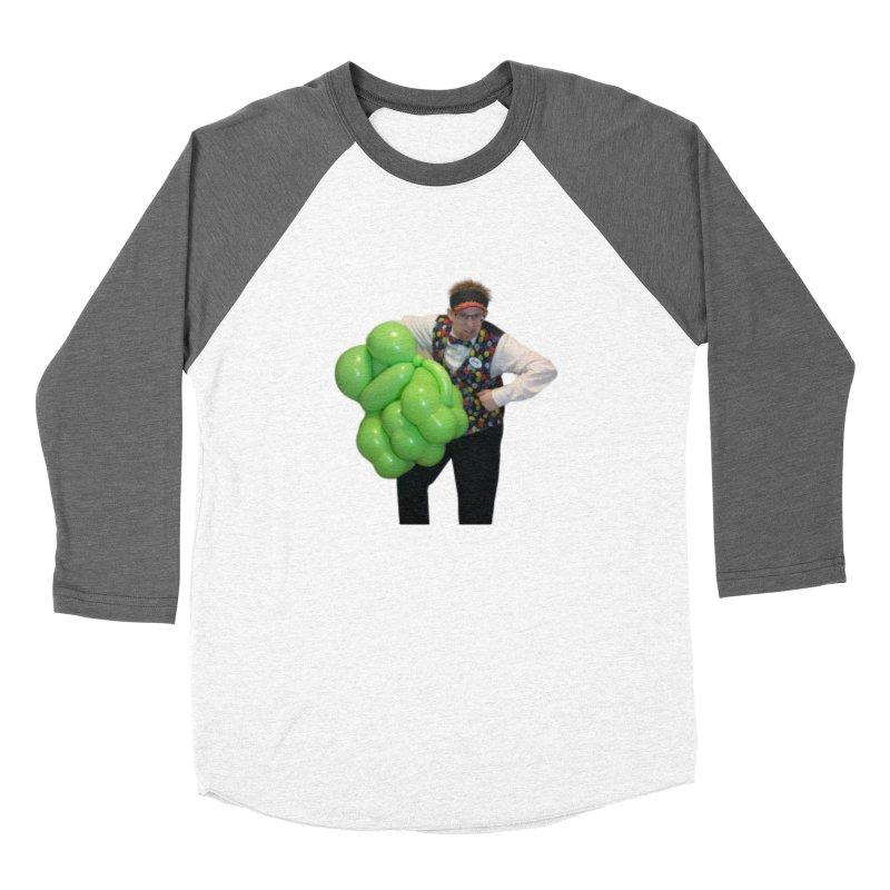 Jonah with hulk fist Women's Longsleeve T-Shirt by Jonah's Twisters Apparel Shop