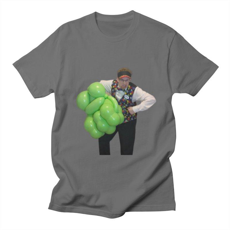 Jonah with hulk fist Men's T-Shirt by Jonah's Twisters Apparel Shop