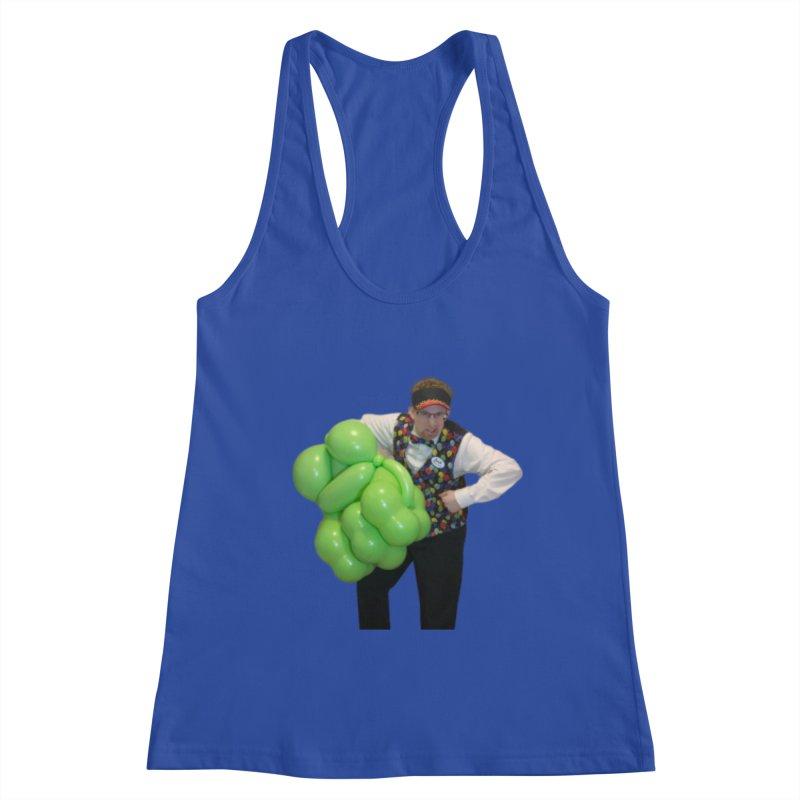 Jonah with hulk fist Women's Tank by Jonah's Twisters Apparel Shop