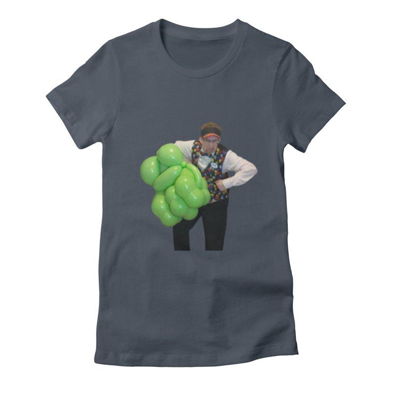 Jonah with hulk fist Women's T-Shirt by Jonah's Twisters Apparel Shop