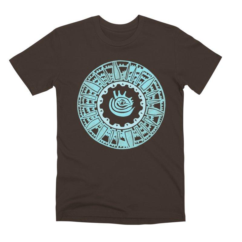 Heart Scenter Men's Premium T-Shirt by jon cooney's print shop