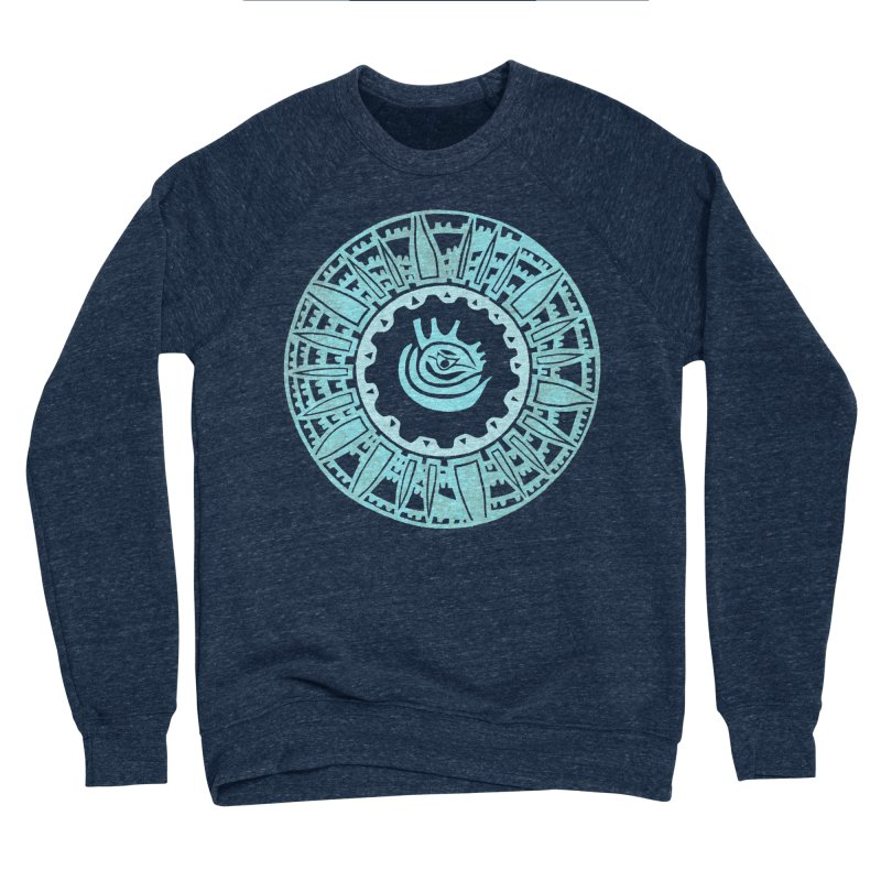 Heart Scenter Women's Sponge Fleece Sweatshirt by jon cooney's print shop