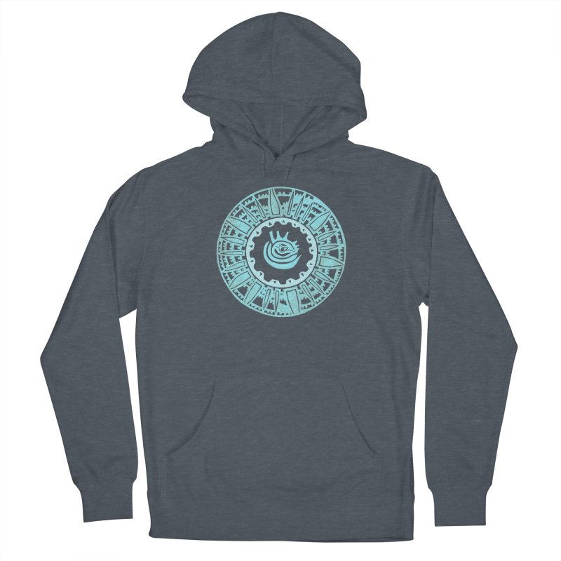 Heart Scenter Women's Pullover Hoody by jon cooney's print shop