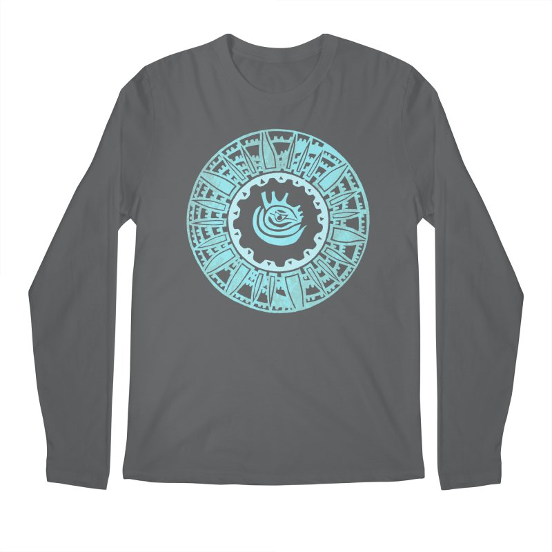 Heart Scenter Men's Longsleeve T-Shirt by jon cooney's print shop