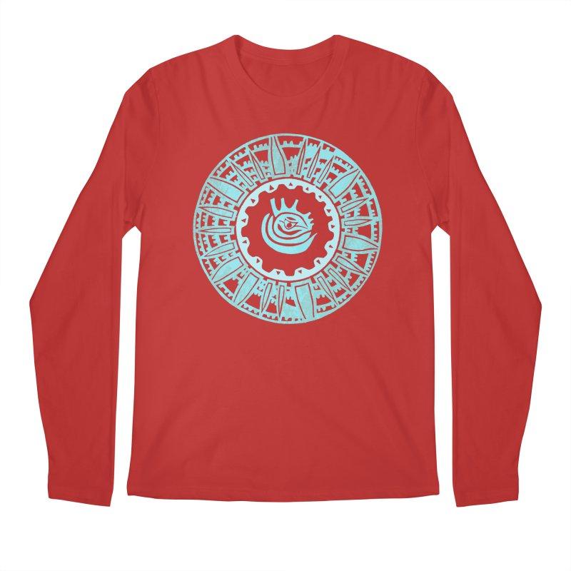 Heart Scenter Men's Regular Longsleeve T-Shirt by jon cooney's print shop