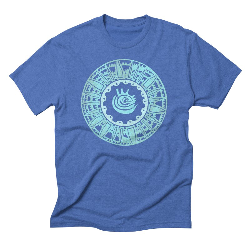Heart Scenter Men's T-Shirt by jon cooney's print shop