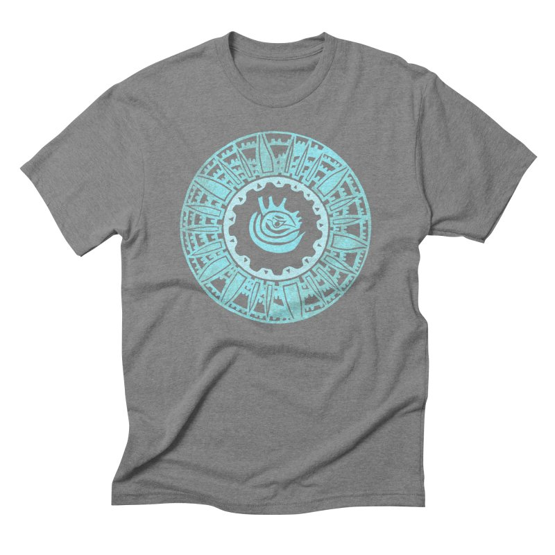 Heart Scenter Men's Triblend T-Shirt by jon cooney's print shop