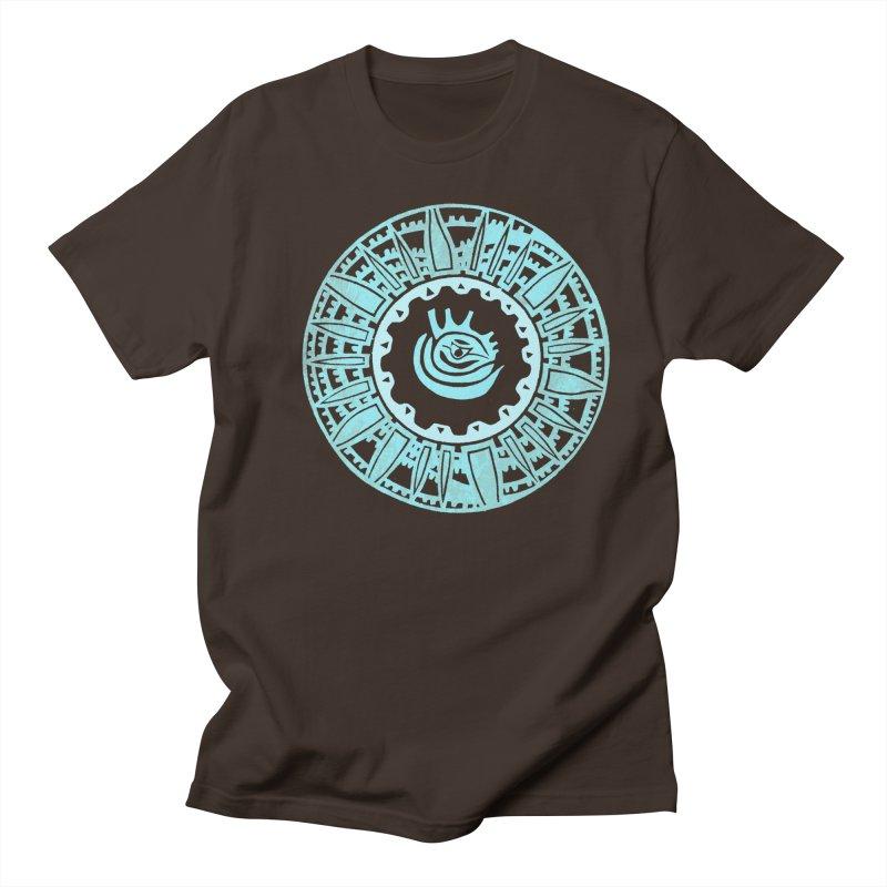 Heart Scenter Men's Regular T-Shirt by jon cooney's print shop