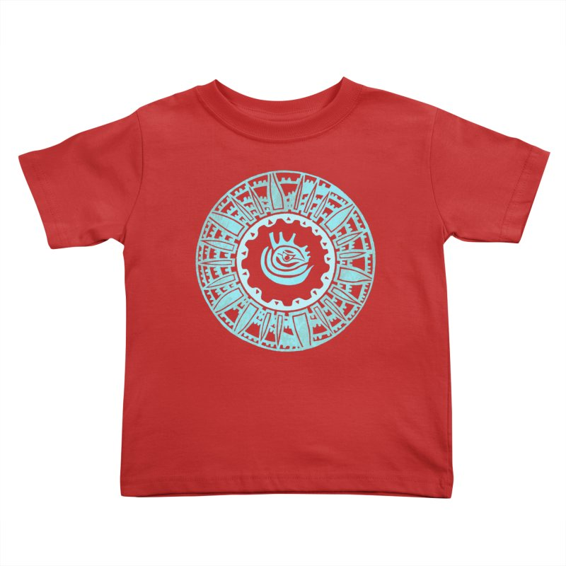 Heart Scenter Kids Toddler T-Shirt by jon cooney's print shop