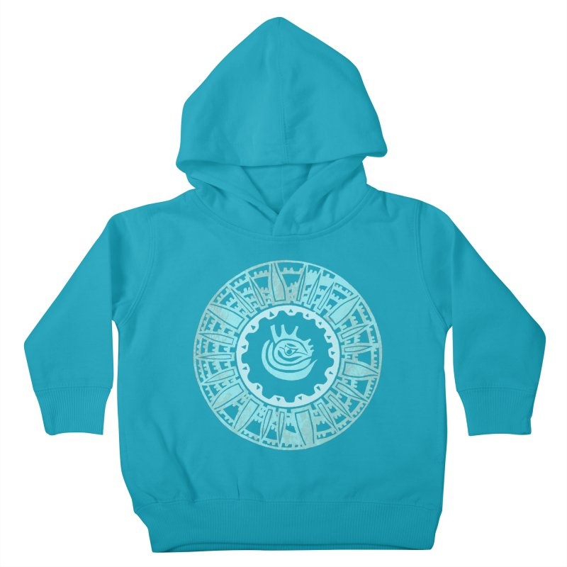 Heart Scenter Kids Toddler Pullover Hoody by jon cooney's print shop