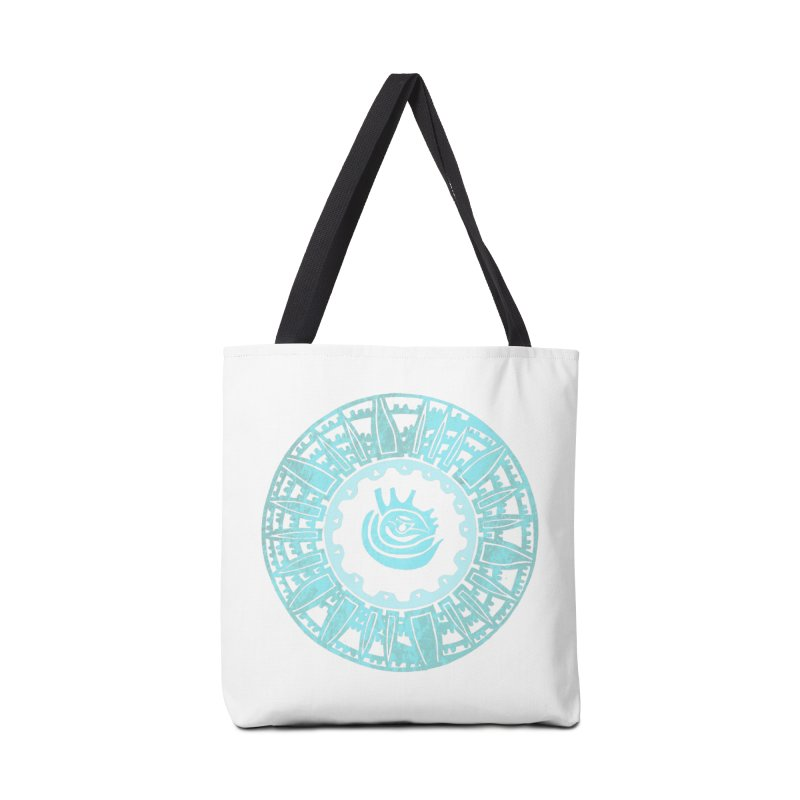 Heart Scenter Accessories Tote Bag Bag by jon cooney's print shop