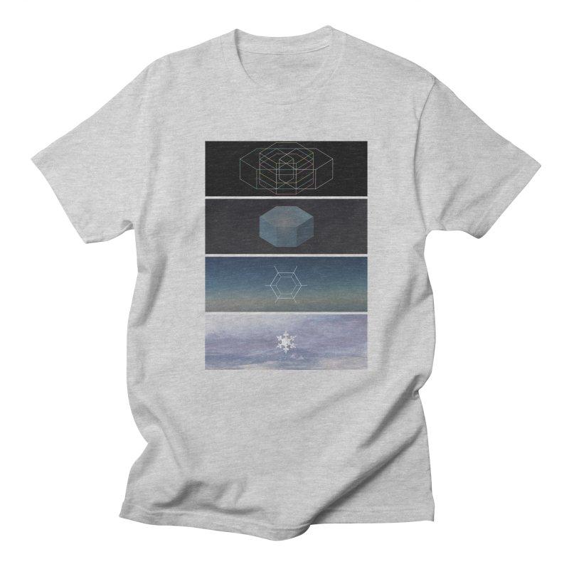 Snow Men's T-shirt by jonathanleebyrd's Artist Shop