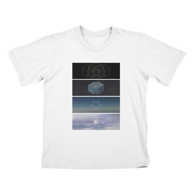 Snow Kids T-Shirt by jonathanleebyrd's Artist Shop