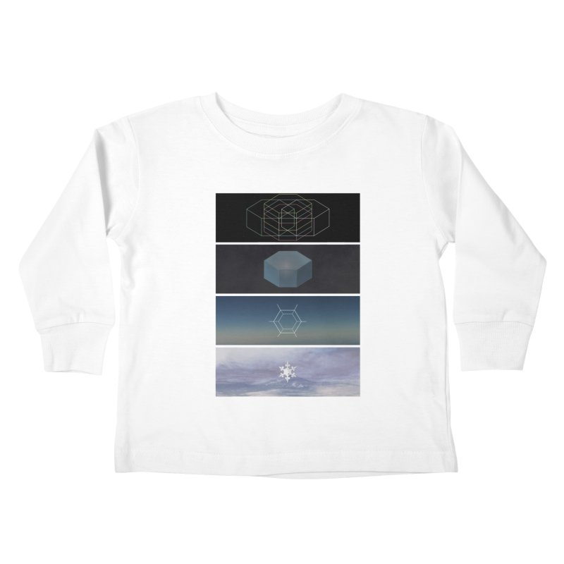 Snow Kids Toddler Longsleeve T-Shirt by jonathanleebyrd's Artist Shop