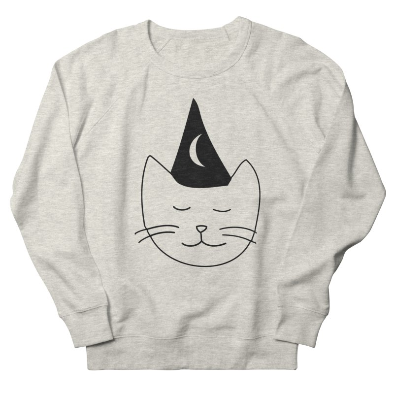 Wizard Kitten Men's Sweatshirt by jonathanleebyrd's Artist Shop