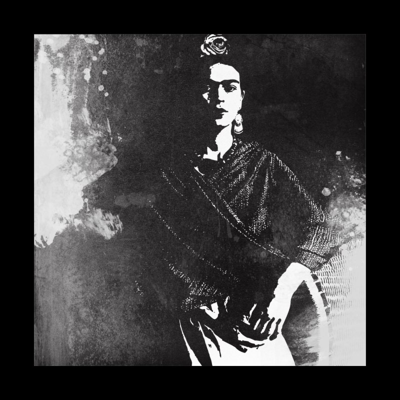 Frida Kahlo Portrait I by Jonathan Wilson