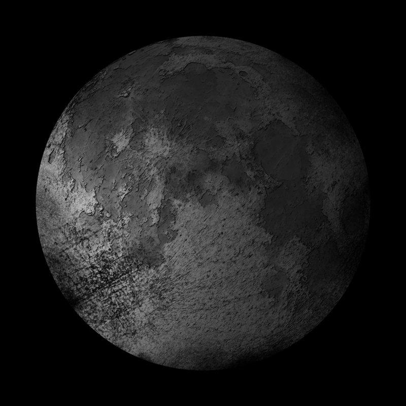 Faded Moon    by Jonathan Wilson