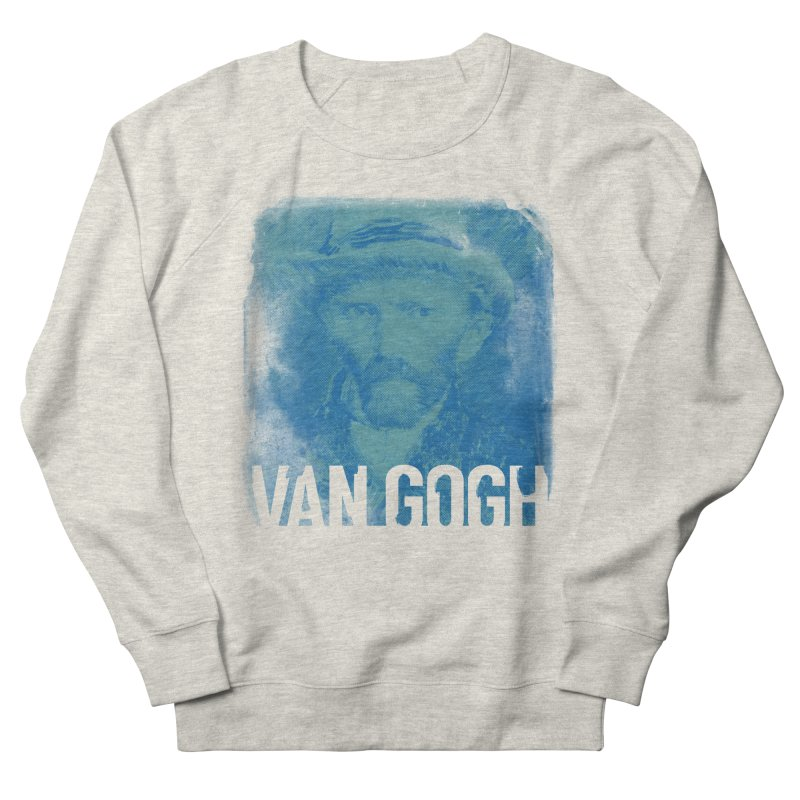 Van Gogh Self Portrait Women's French Terry Sweatshirt by Jonathan Wilson