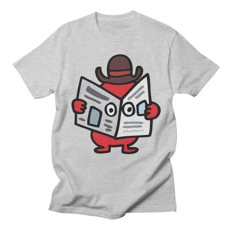Spy Men's Regular T-Shirt by Jon Burgerman's Artist Shop