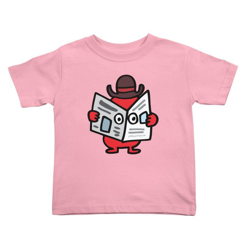 Spy Kids Toddler T-Shirt by Jon Burgerman's Artist Shop