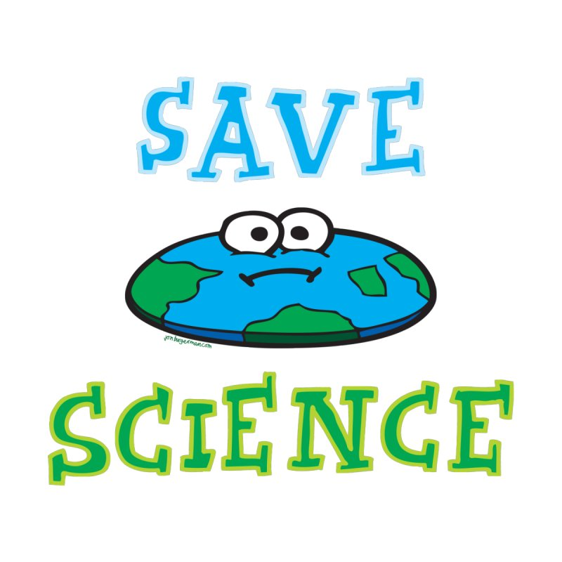 Save Science by Jon Burgerman's Artist Shop