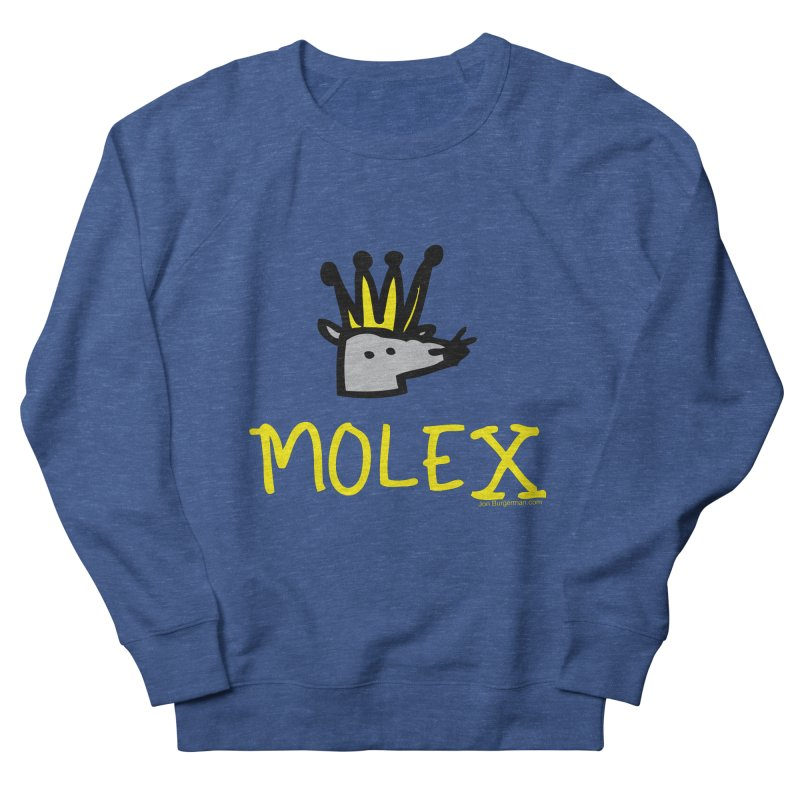 Molex Women's Sweatshirt by Jon Burgerman's Artist Shop