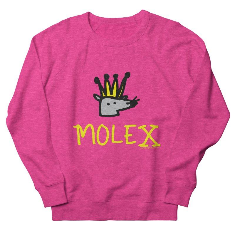 Molex Women's Sweatshirt by Jon Burgerman's Artist Shop