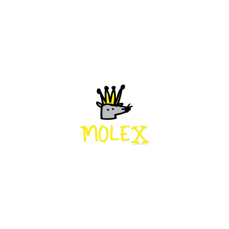 Molex by Jon Burgerman's Artist Shop