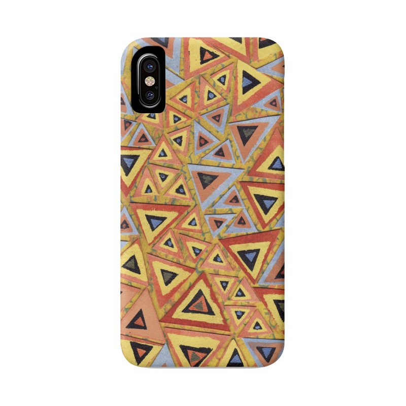 Translating New Perspective Accessories Phone Case by jon cooney's print shop