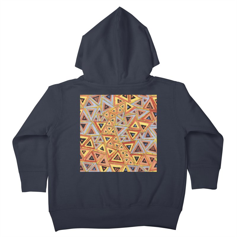 Translating New Perspective Kids Toddler Zip-Up Hoody by jon cooney's print shop