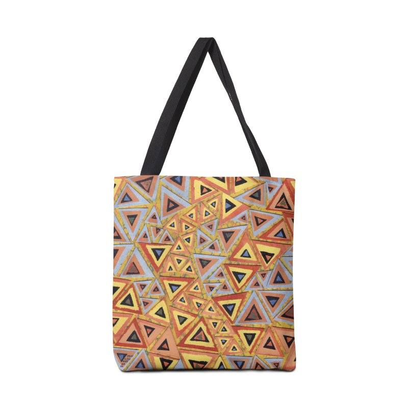 Translating New Perspective Accessories Bag by jon cooney's print shop
